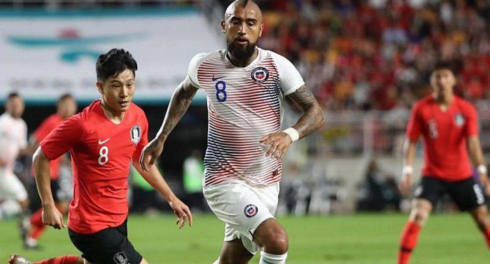 Perú vs. Chile: así juega la renovada 'Roja' de Reinaldo Rueda