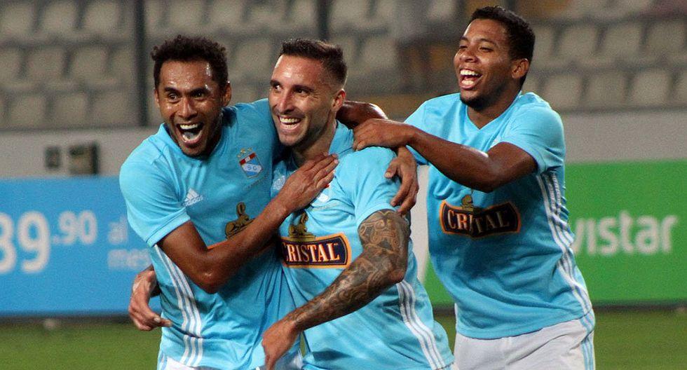 Emanuel Herrera presente en la lista de convocados para el Alianza Lima vs. Sporting Cristal. (Foto: GEC)