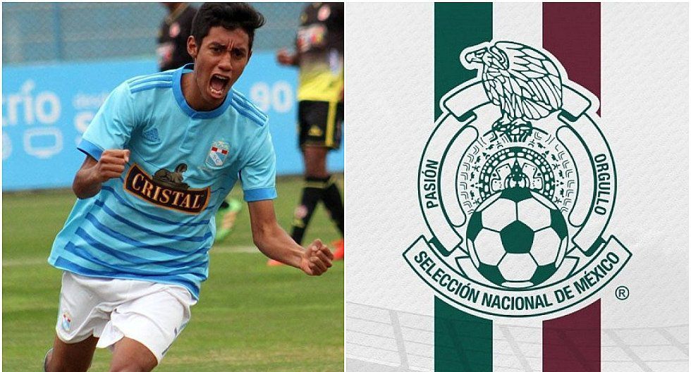 'Chorri' Palacios asegura que su hijo podría jugar por México