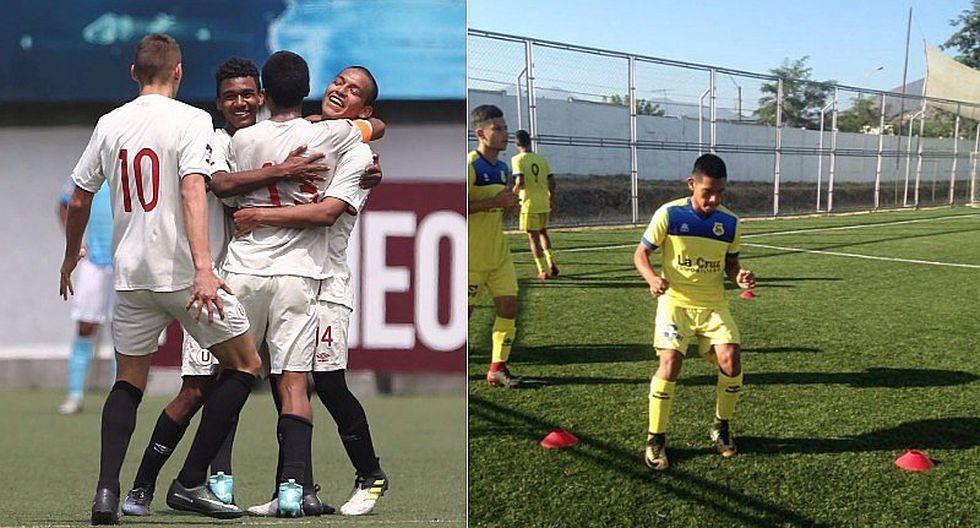 Juvenil que se le 'escapó' a Universitario se mostró en el fútbol chileno