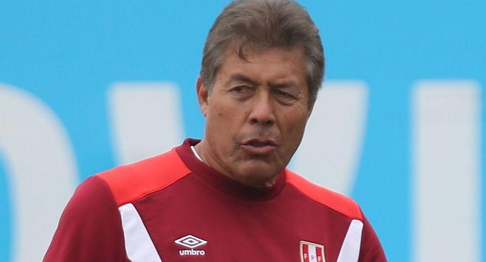 """Selección peruana   Alfredo Honores: """"No puede la FPF tirarme como una bolsa de basura"""""""
