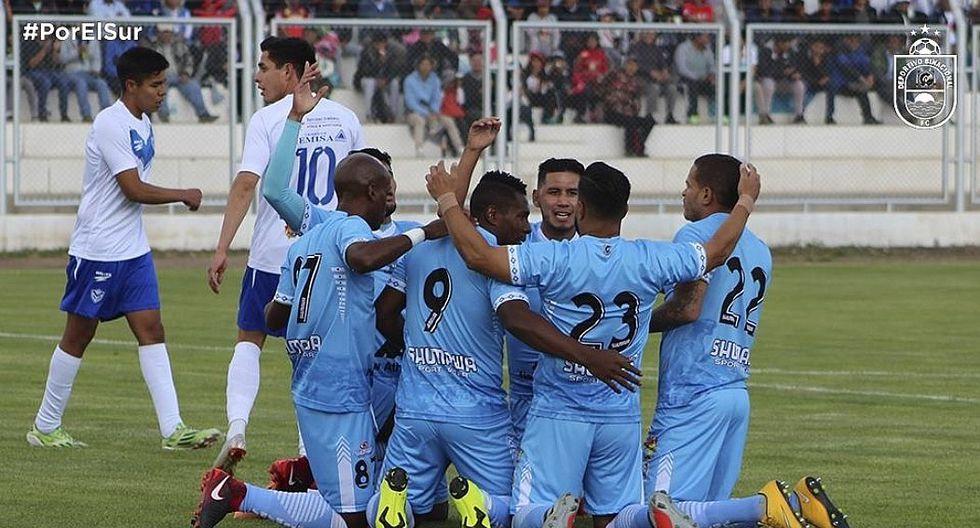 Torneo Clausura | Binacional y los resultados que debe sumar para ser campeón directo de la Liga 1