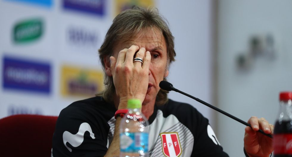 Selección peruana: Ricardo Gareca no dio conferencia de prensa tras la derrota ante Colombia