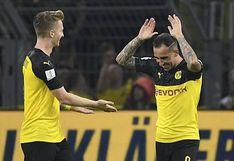 Vía FOX SPORTS: Borussia Dortmund vs. Inter de Milán EN VIVO y EN DIRECTO por el Grupo F de la Champions League