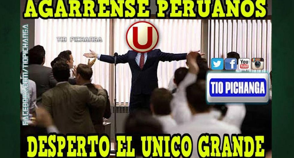 Universitario   Mira los mejores memes que dejó el empate crema ante César Vallejo por el Torneo Clausura   FOTOS