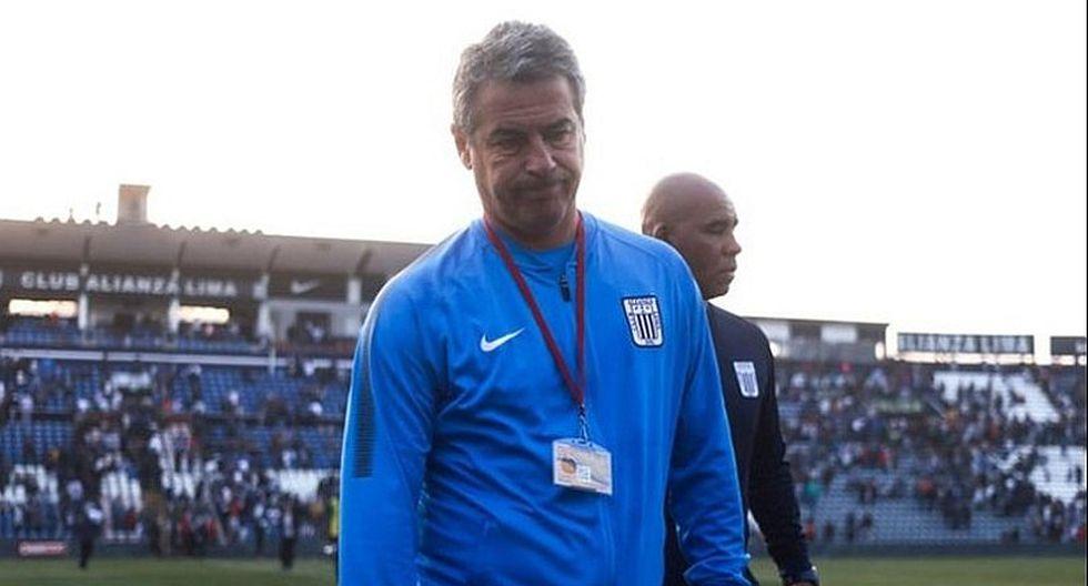 Alianza Lima vs. Universitario: Bengoechea analiza quedarse para el 2019