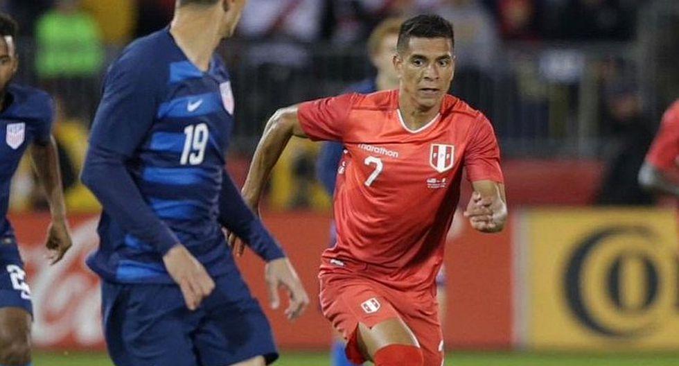 Paolo Hurtado y la terrible lesión que lo deja fuera de los amistosos de Perú