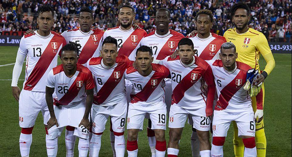 Selección peruana en la Copa América 2020: el fixture de la Blanquirroja en el torneo