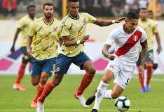 Perú vs. Colombia: Cómo, cuándo y dónde ver el amistoso internacional por fecha FIFA