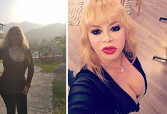 Susy Díaz tras anunciar su soltería: 'Voy hacer la dieta del huevo, Año Nuevo hombre nuevo'
