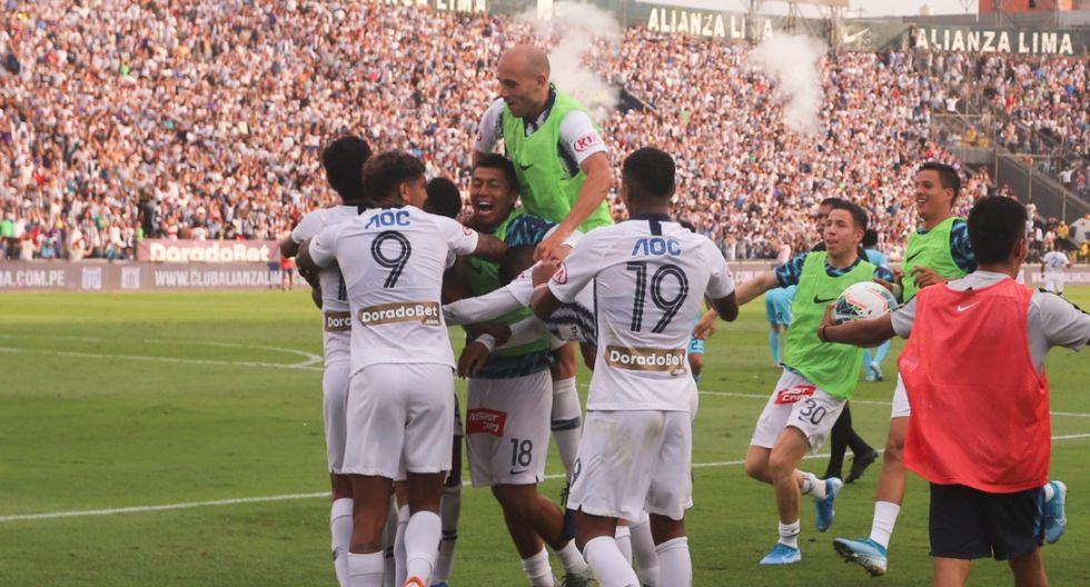 Alianza Lima vs. Sporting Cristal: las 5 claves del triunfo 'blanquiazul' en la semifinal de la Liga 1 | Foto: Piero Vargas / El Bocón