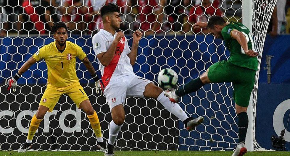 Selección peruana | Ricardo Gareca explicó el golpe que sufrió Carlos Zambrano en el duelo ante Bolivia