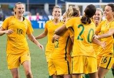 Jugadoras de la selección femenina de Australia cobrarán el mismo sueldo que el equipo masculino