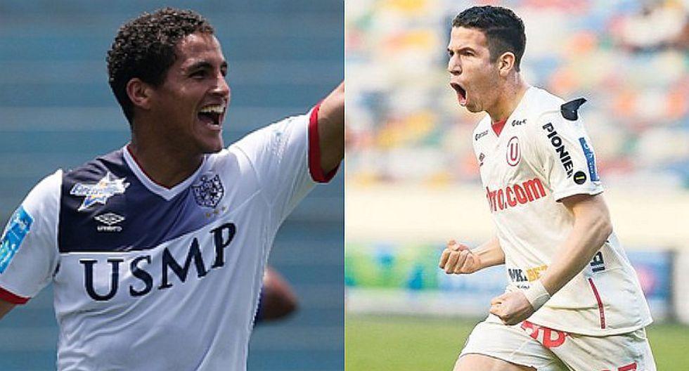 Alexander Succar o Adrián Ugarriza: ¿Quién será el '9' de Universitario?