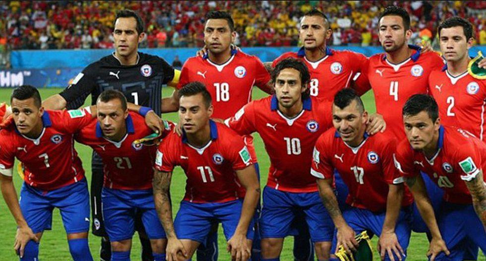 Ídolo de Manchester United quiere a este Seleccionado de Chile