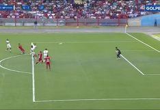 Universitario vs. UTC: Hohberg tuvo el 2-0 pero su remate salió desviado | VIDEO