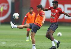 Selección peruana inició entrenamientos con miras a amistosos ante Colombia y Chile [FOTOS]