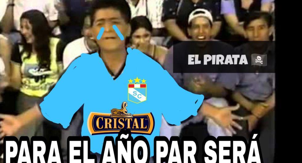 Sporting Cristal vs. Alianza Lima: los mejores memes que dejó el triunfo 'blanquiazul'   FOTOS