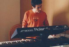 "Jorge González compartió foto del manuscrito original de ""El baile de los que sobran"""