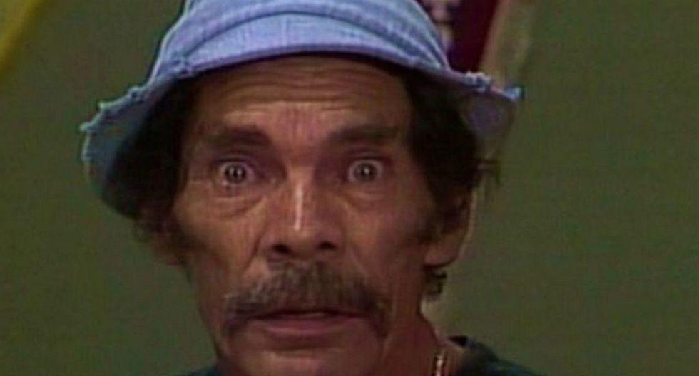 El Chavo del 8: conoce cómo nació la famosa frase de Don Ramón: 'Le voy al Necaxa'   VIDEOS