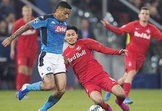 EN VIVO: Napoli vs. Red Bull Salzburgo EN DIRECTO vía ESPN Champions League