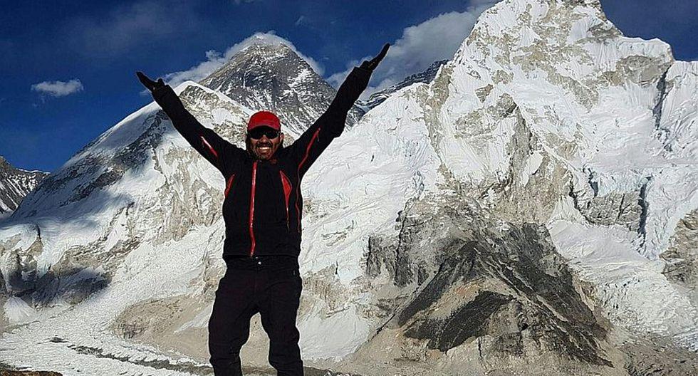 Richard Hidalgo, el montañista peruano que murió buscando conquistar el Himalaya   FOTOS Y VIDEO