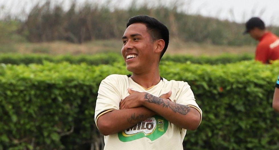 Sebastian Enciso, el 'Mbappe' de Universitario que rompe récord de Edison Flores y Andy Polo en menores [VIDEO] - El Bocón