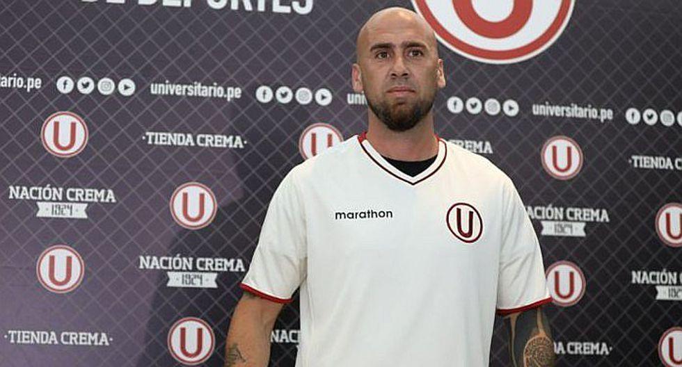 Guillermo Rodríguez y su balance en Universitario