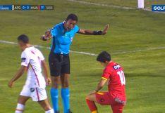 Sport Huancayo vs. Atlético Grau | | Polémica por penal no cobrado en área piurana | VIDEO