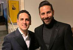 Claudio Pizarro y Juan Diego Flórez juntos en Bremen por el concierto del tenor peruano | FOTOS