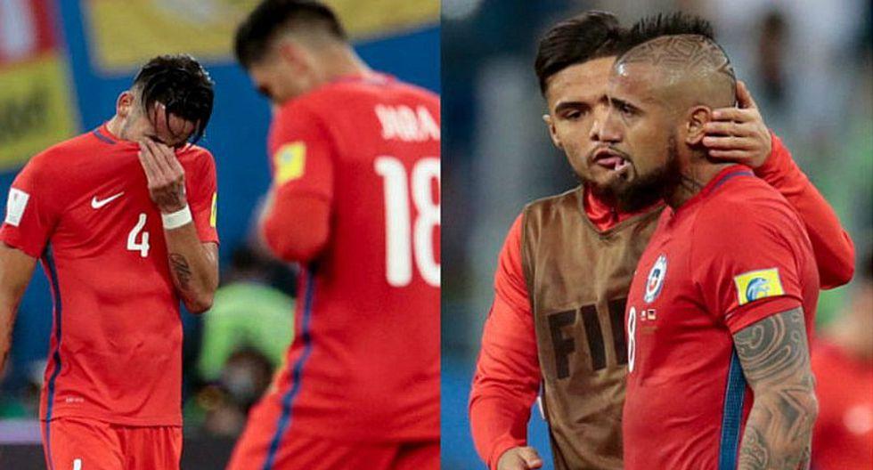 """Aránguiz sobre la selección de Chile: """"la soberbia nos dejó sin Mundial"""""""