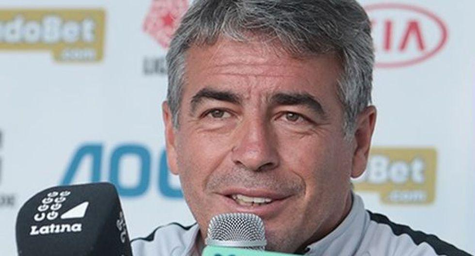 """Pablo Bengoechea contó cómo fue la charla sobre el VAR: """"Fue tan improvisado que el árbitro chileno nos pidió disculpas"""" [VIDEO]"""
