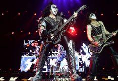 """Kiss ofrecerá concierto en Perú como parte de su tour de despedida """"End of the Road"""""""