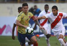 Perú vs. Colombia: fecha, hora y canal para el amistoso FIFA