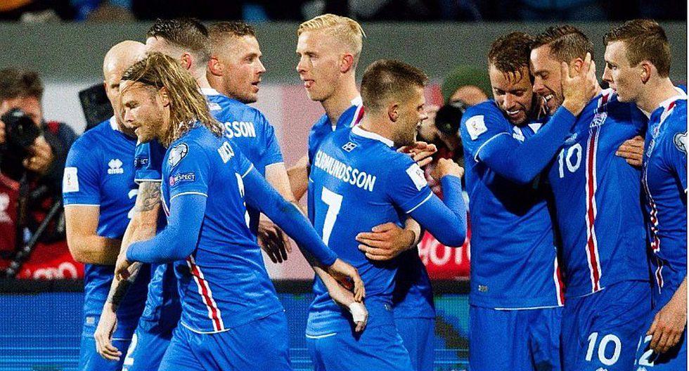 Rusia 2018: Islandia clasificó al Mundial por primera vez en su historia