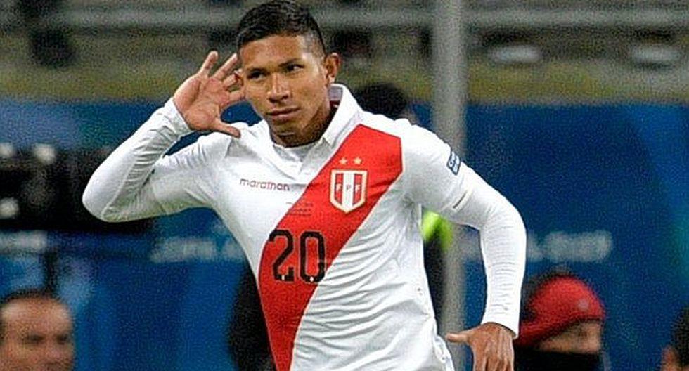 Selección peruana | Edison Flores: volante en la mira de club del fútbol europeo