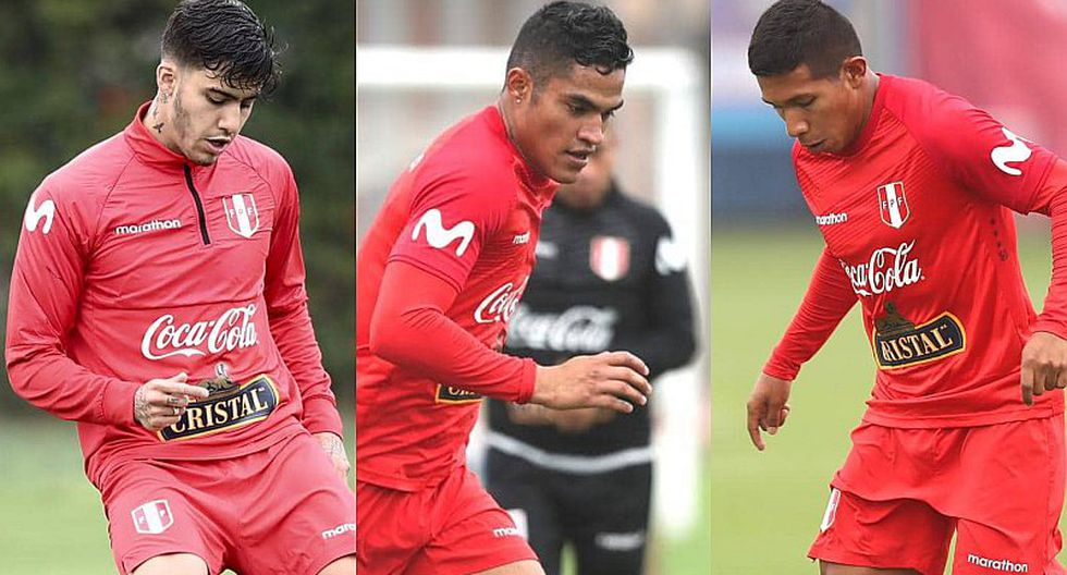 Seleccion peruana: Flores, Santamaría y Da Silva ya entrenan en la Videna para la Copa América | VIDEO