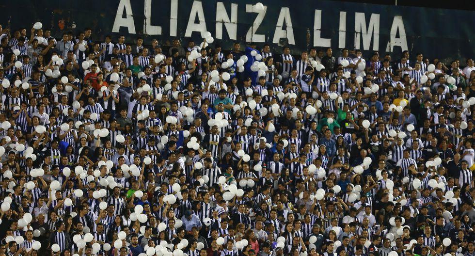 Alianza Lima vs. Sport Huancayo: hinchas 'grones' agotaron entradas para duelo en Matute [FOTO] - El Bocón